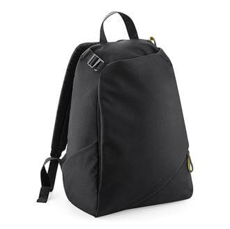 Black affinity re-pet backpack