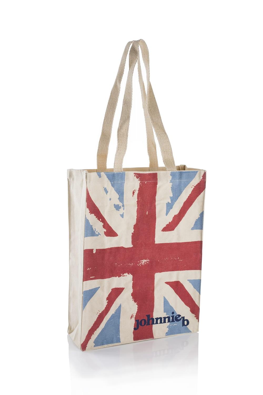Bespoke Johnnie b shopping bag