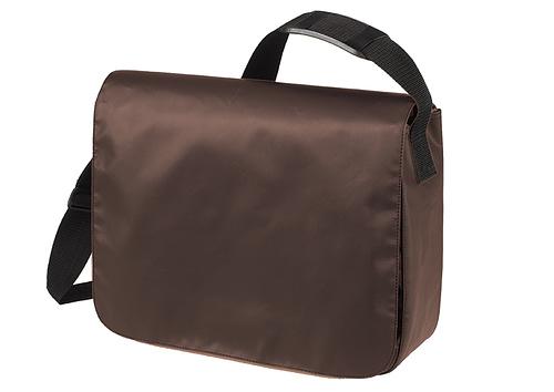 Shoulder Bag in Oxblood