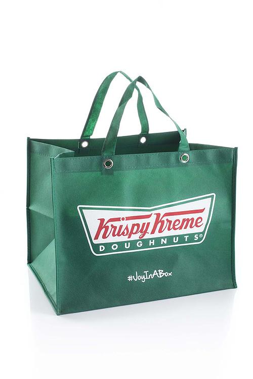 Krispy Kreme Bespoke Non Woven PP Bag