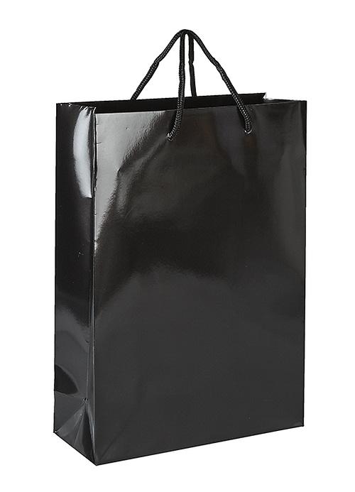 Black Victory Luxury Paper Bag