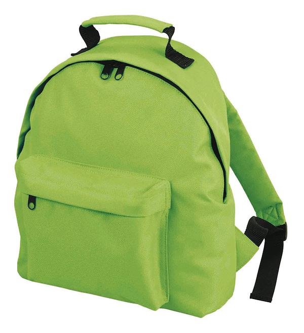 Lime Green Kids Backpack