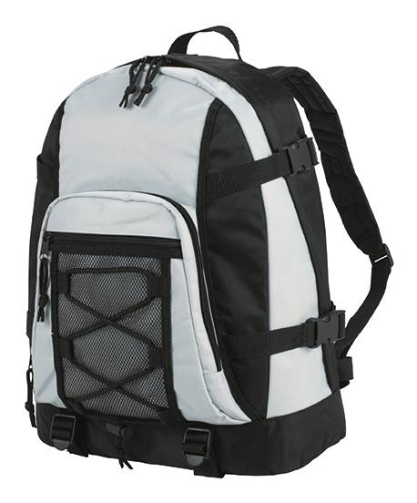White Sport Backpack