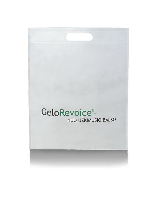 GeloRevoice Bag for Life