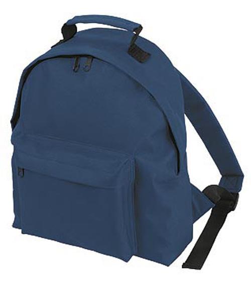 Blue kids backpack