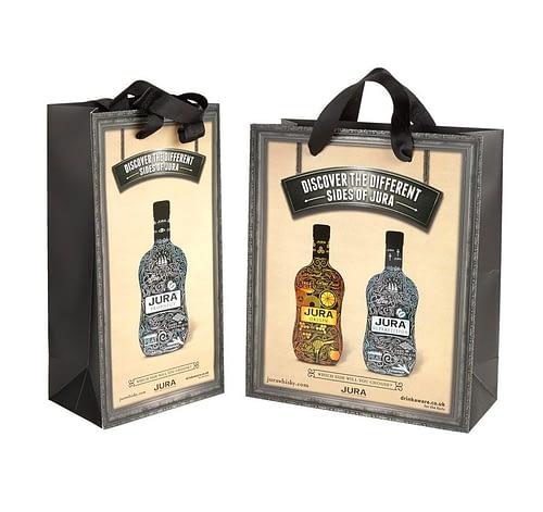 Customised Jura Luxury Paper Bag