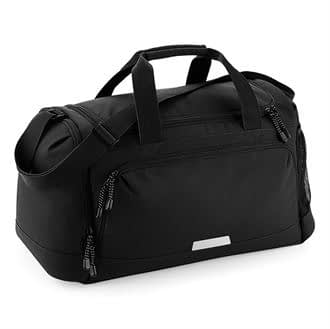 Black academy holdall bag