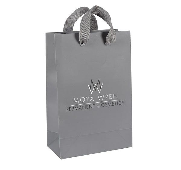 Moya Wren Personalised Luxury Paper Bags