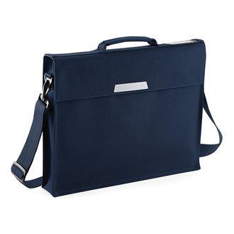 Academy book bag with shoulder strap