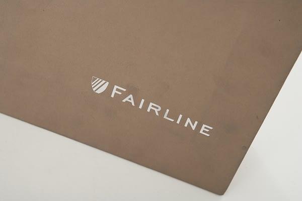Fairline Branded Foil Print