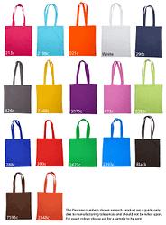 Invincible 5oz coloured Cotton Shopper