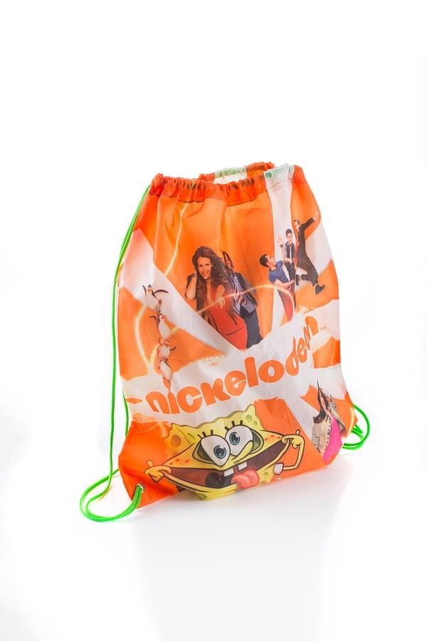Nickelodeon Drawstring Bag