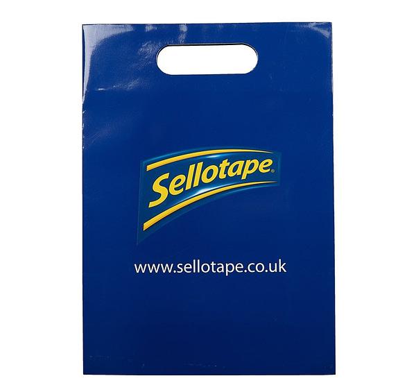 Sellotape Custom Luxury Paper Bag