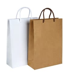 Stock Luxury Paper Bag in 5-7 days.