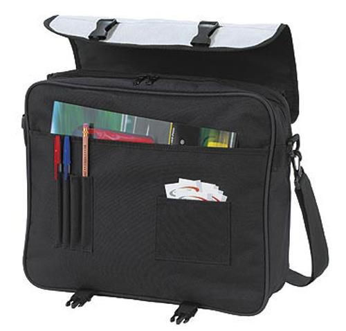 Business Shoulder Bag Open