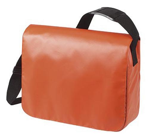 Shoulder Bag in Orange