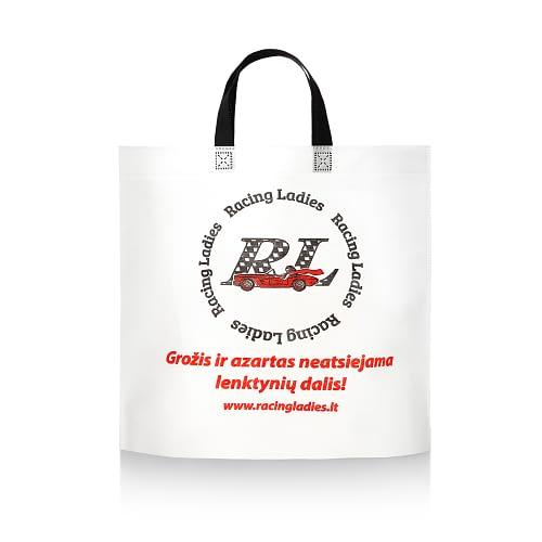 Racing Ladies Cotton Bag for Life