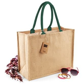Jute Classic Shopper Bag