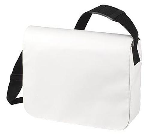 Shoulder Bag in White