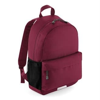 Purple academy backpack