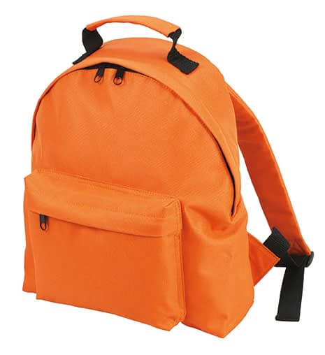Orange Kids Backpack