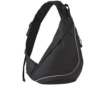 Black Slingpack City Bag