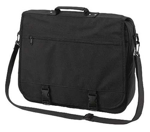Black Business Shoulder Bag